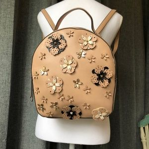 Nine West Edyta 3D Floral Backpack
